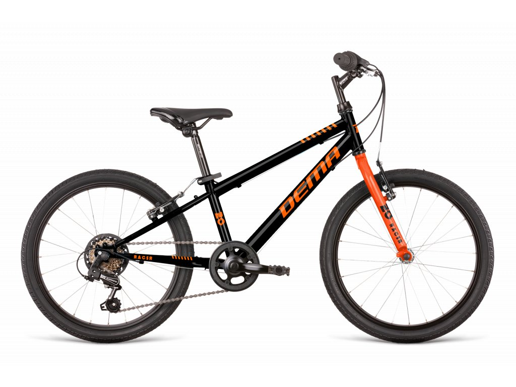 Dema RACER 20 black/orange 2021