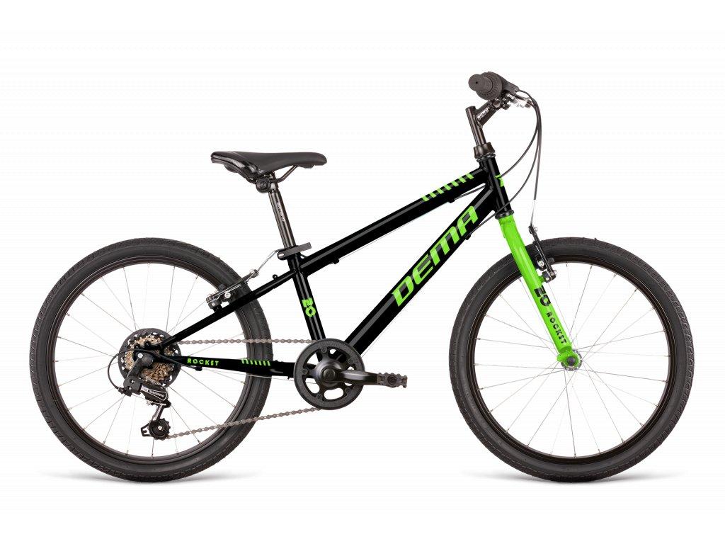 Dema Rocket 20 SL black-green 2021
