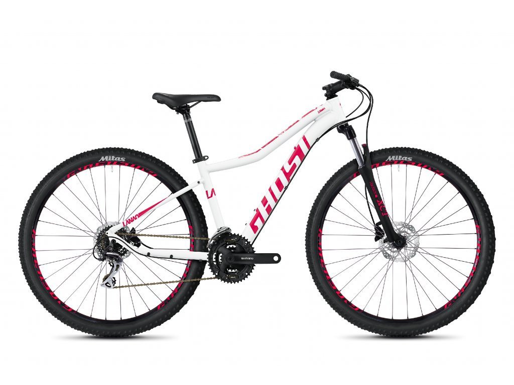 Ghost Lanao 2.9 AL Ladies - Star White / Ruby Pink 2020