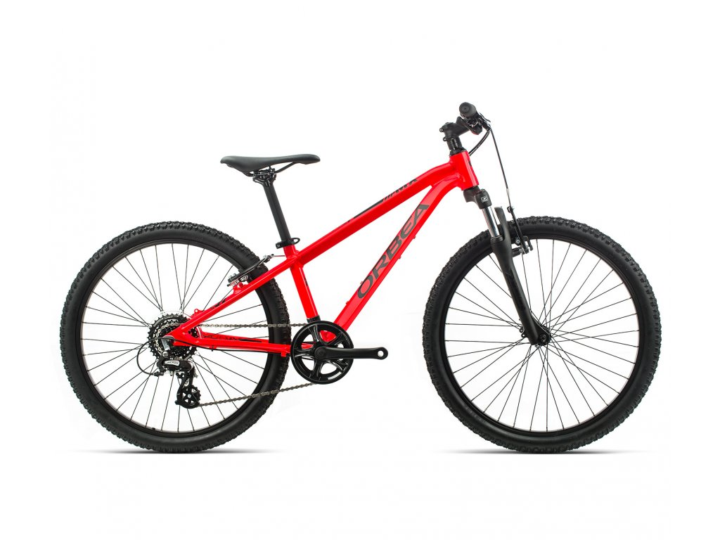 Orbea MX 24 DIRT Bright red-Black 2020-ok