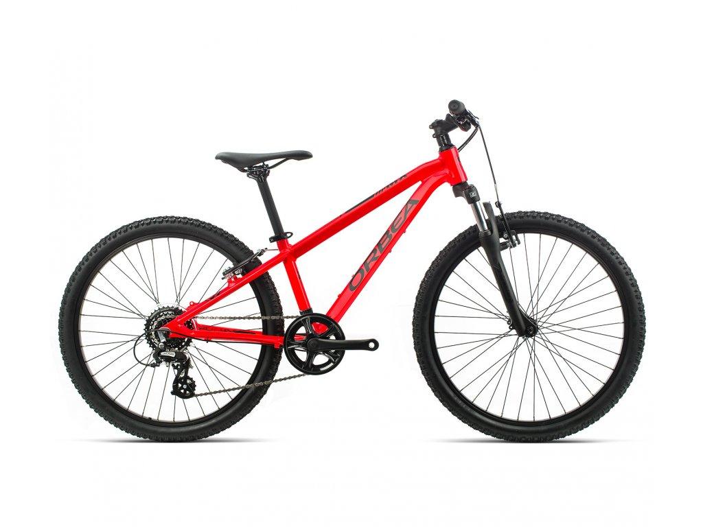 Orbea MX 24 DIRT Bright red-Black 2020