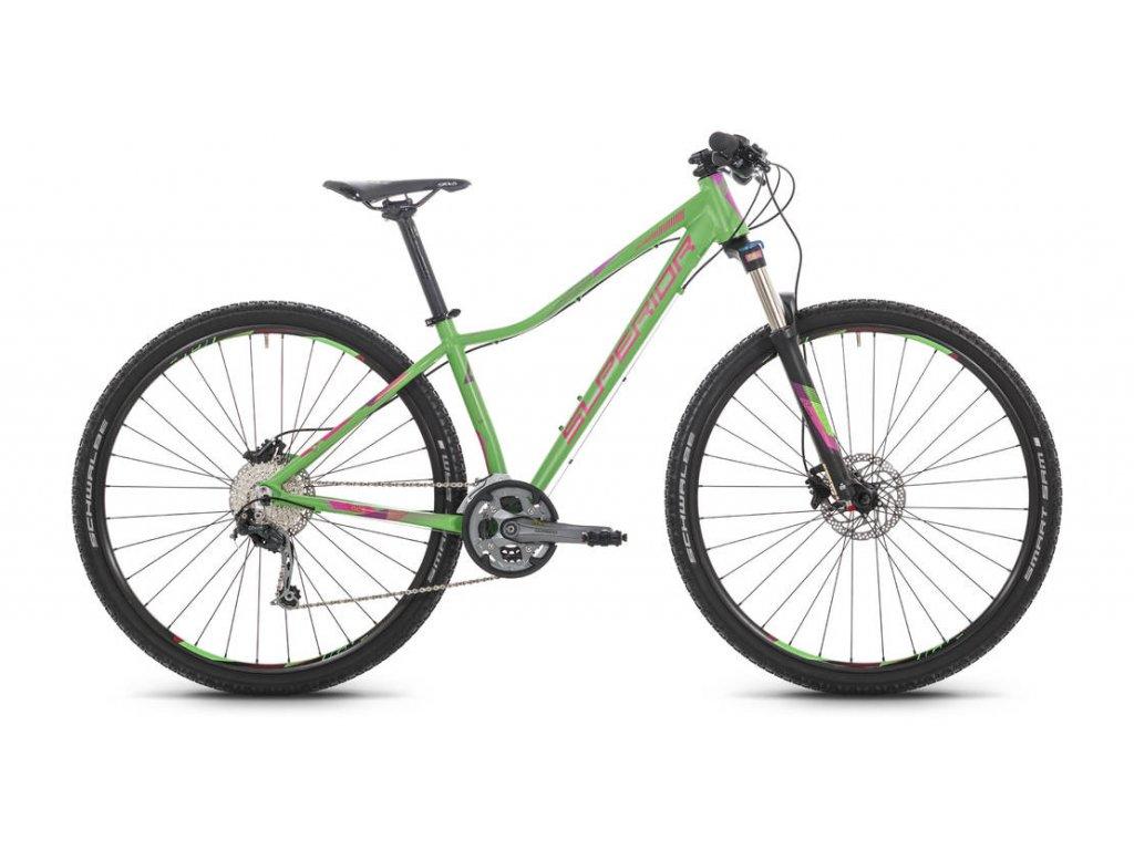 Superior MODO 829 Green/Violet