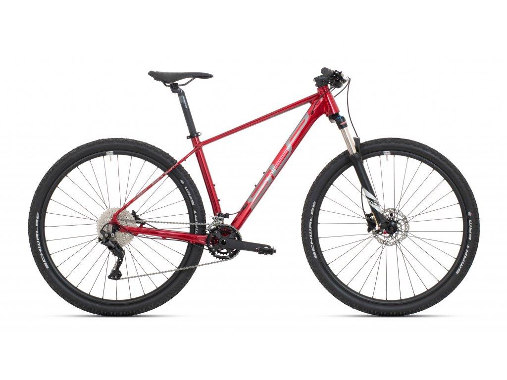 Superior XC 879 gloss dark red/chrome silver 2021