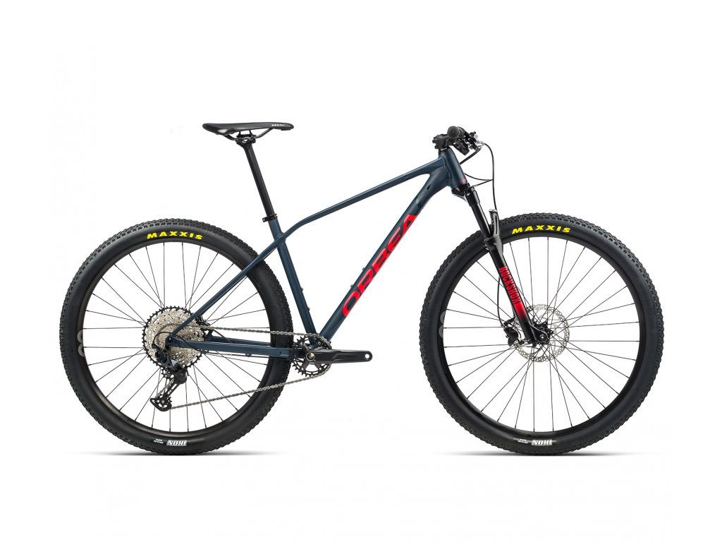 Orbea ALMA H20 Blue Bondi-Bright Red 2021