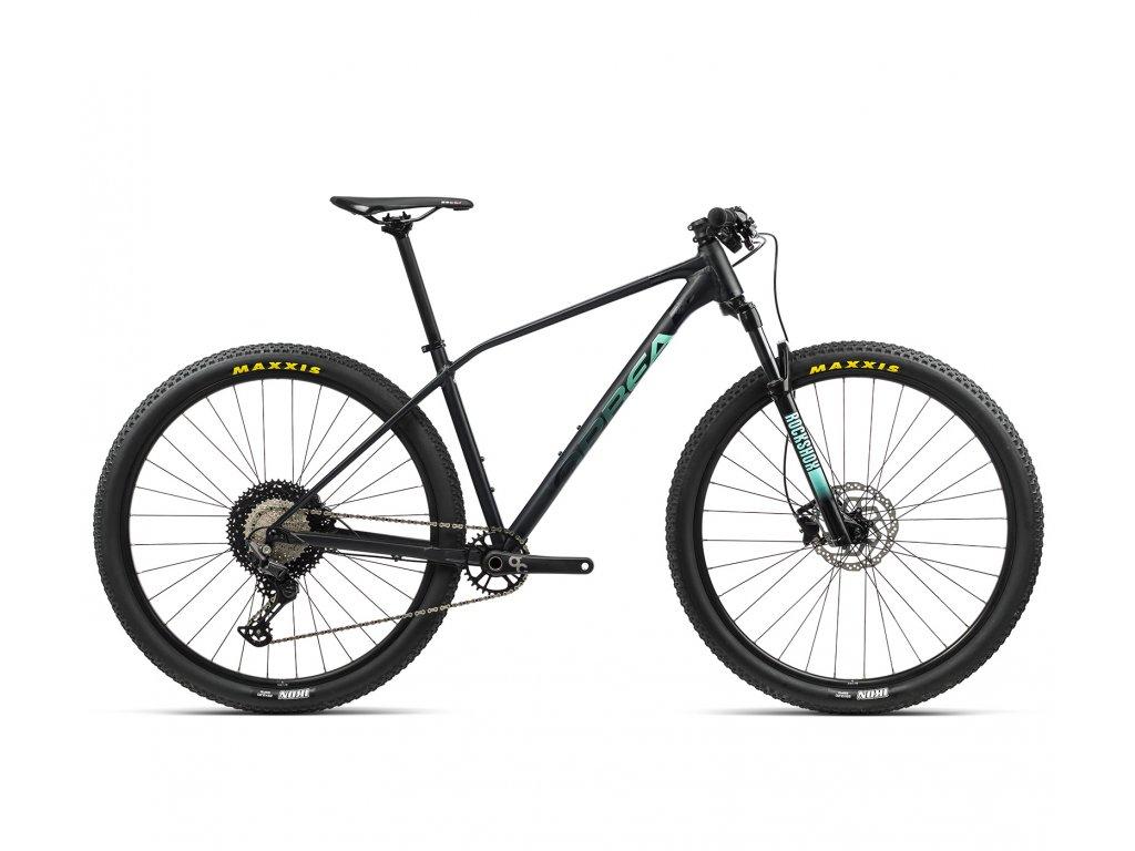 Orbea ALMA H30 Black-Bright Green 2021