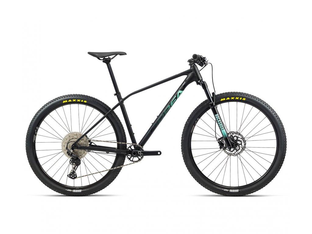 Orbea ALMA H50 Black-Ice Green 2021