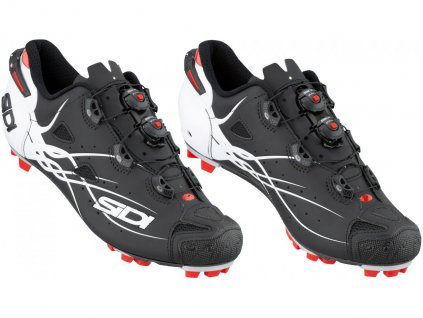 Sidi Tiger matt black/white