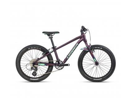 Orbea MX 20 TEAM Purple-Mint 2021