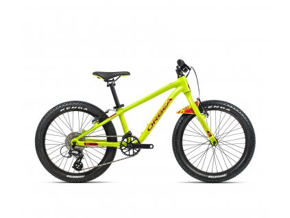 Orbea MX 20 TEAM Lime-Watermelon 2021