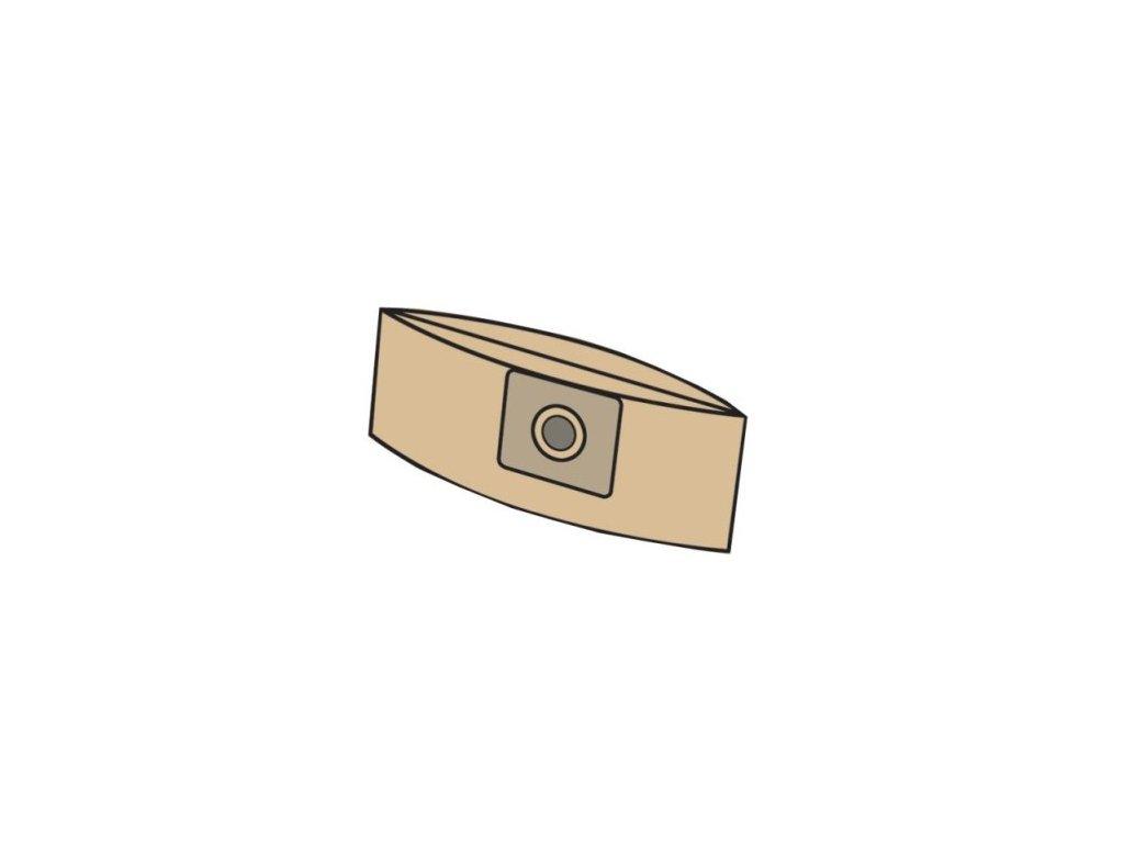 EC20P - Sáčky do vysavače ECG VP 898 papírové