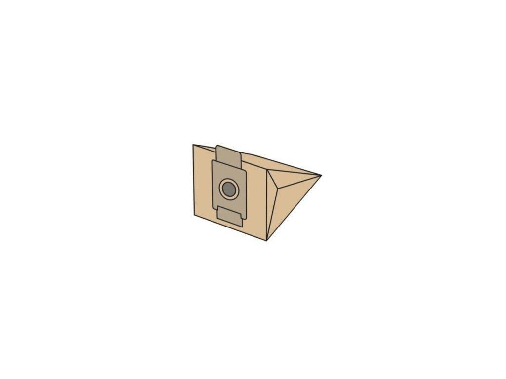 EI10P - Sáčky do vysavače EIO Targa papírové
