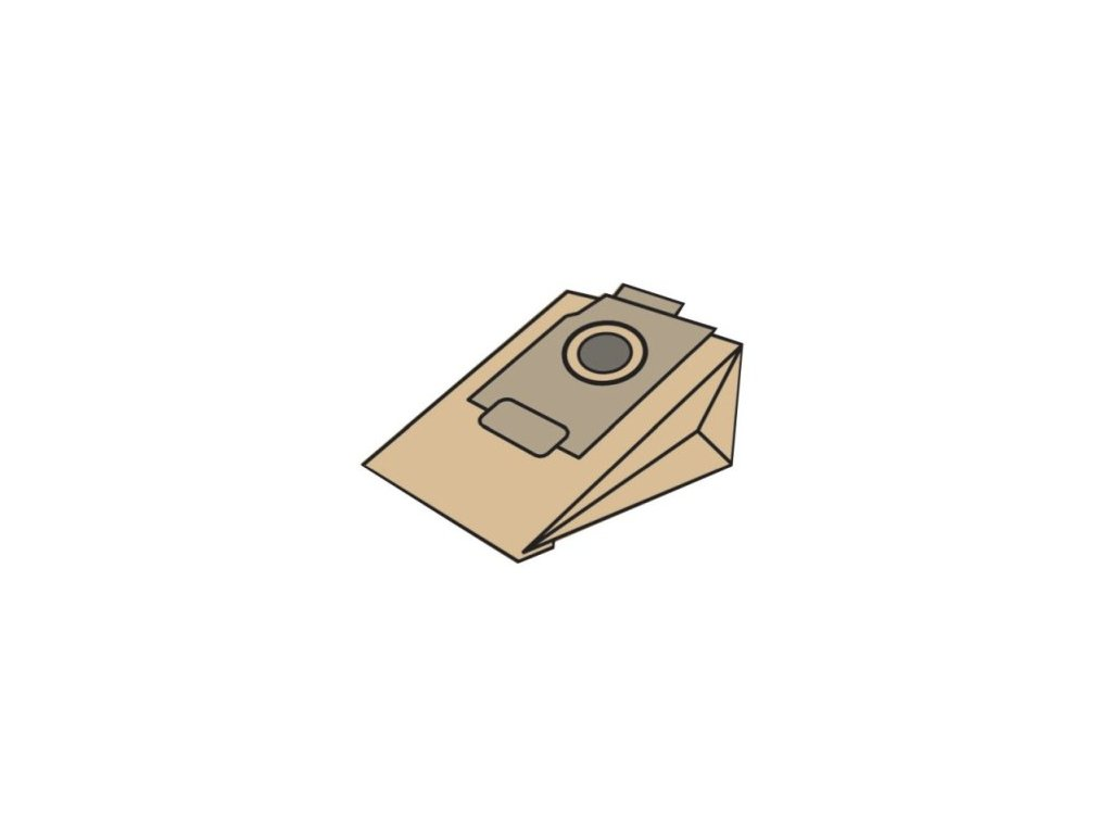 HV07P - Sáčky do vysavače Hoover Alpina SC 364, 366 papírové