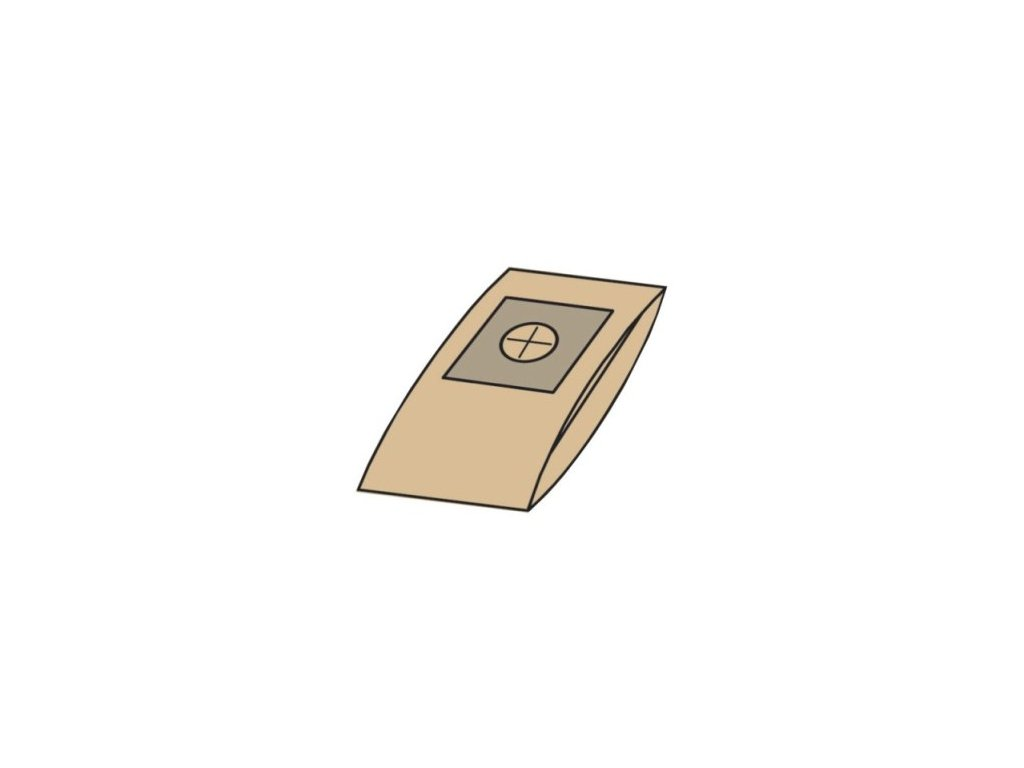 SR02P - Sáčky do vysavače Saturn 1274 papírové
