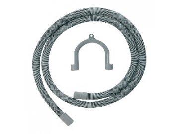 Výtoková hadice 3,5 metru bez kolínka + držák