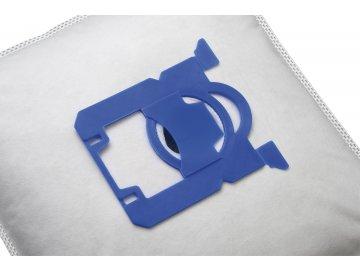 Koma SB01PL - Sáčky do vysavače Electrolux Universal Bag s plastovým čelem - kompatibilní se sáčky typu S-BAG