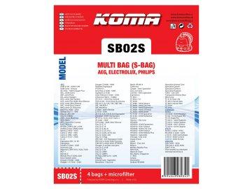 KOMA PET SB02S