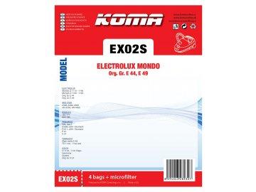 KOMA PET EX02S