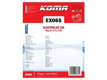 KOMA PET EX06S
