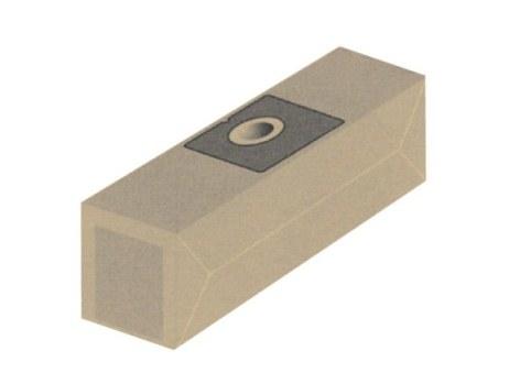 KOMA sáčky CONCEPT VP 9030 Clipper papírové 5 ks + 2 mikrofiltry