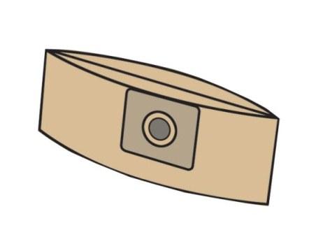 KOMA sáčky ECG VP 898 papírové 5 ks + 2 mikrofiltry