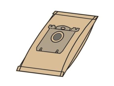 KOMA sáčky ELECTROLUX Universal Bag (S-BAG) papírové 5 ks + 1 mikrofiltr Balení: Balení v PET sáčku