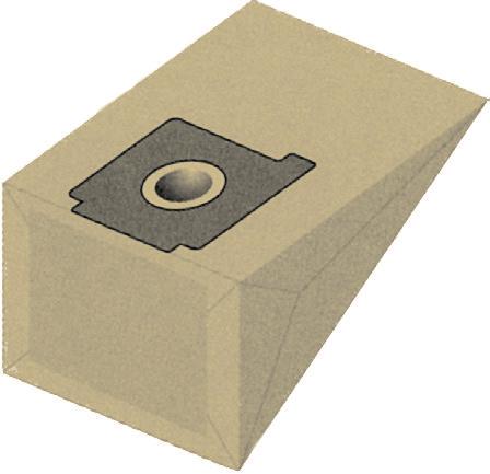 Sáčky do vysavače Zelmer Magnat 3000 papírové Balení: Balení v PET sáčku
