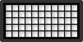 HEPA filtr Zelmer Meteor, neomyvatelný