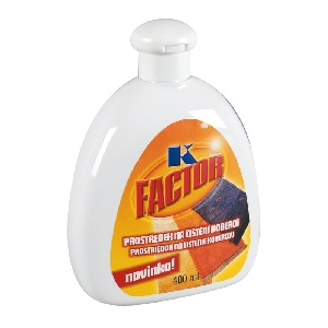 KOMA K - FACTOR Prostředek na čištění koberců