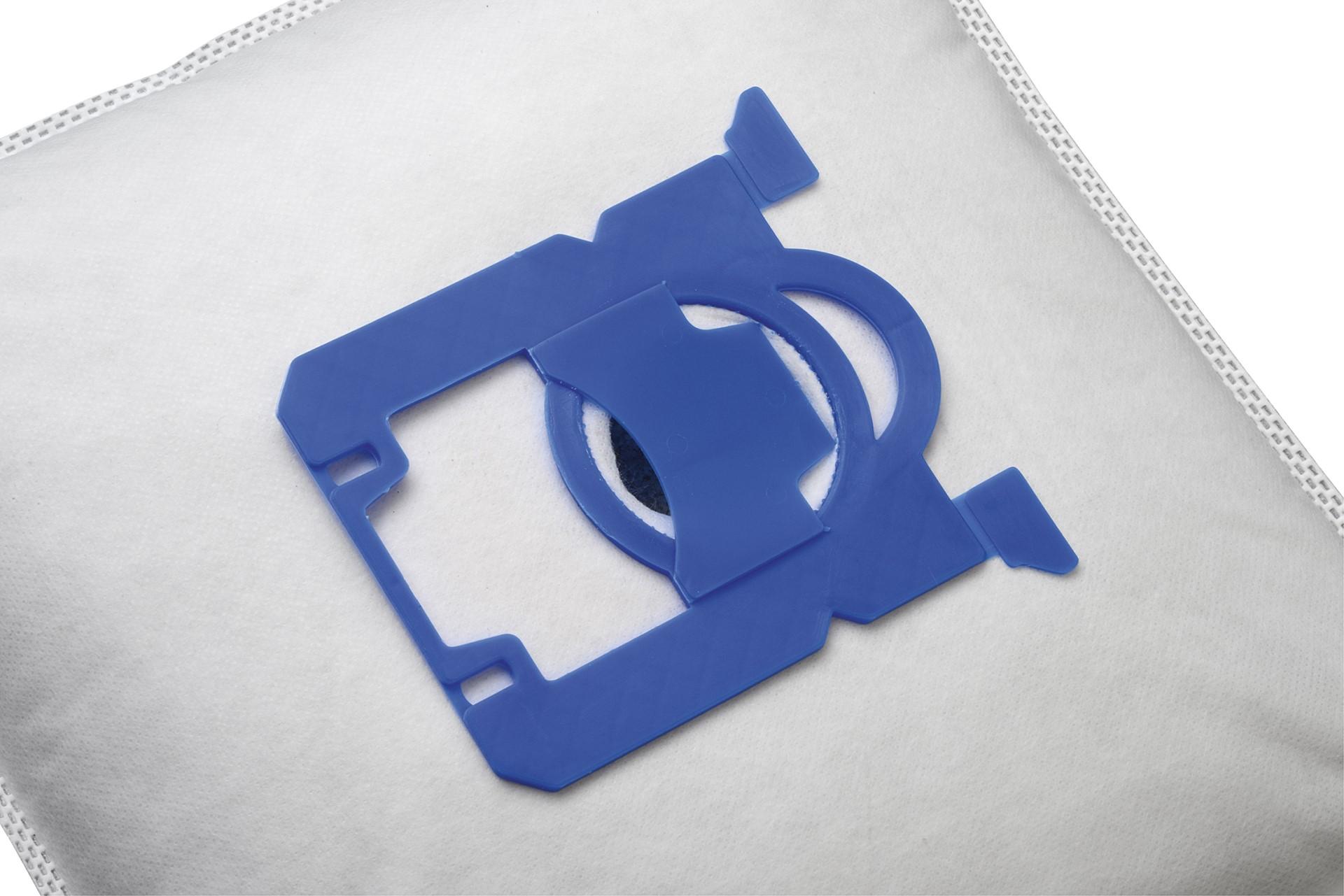 Sáčky do vysavače Electrolux Universal Bag s plastovým čelem - kompatibilní se sáčky typu S-BAG