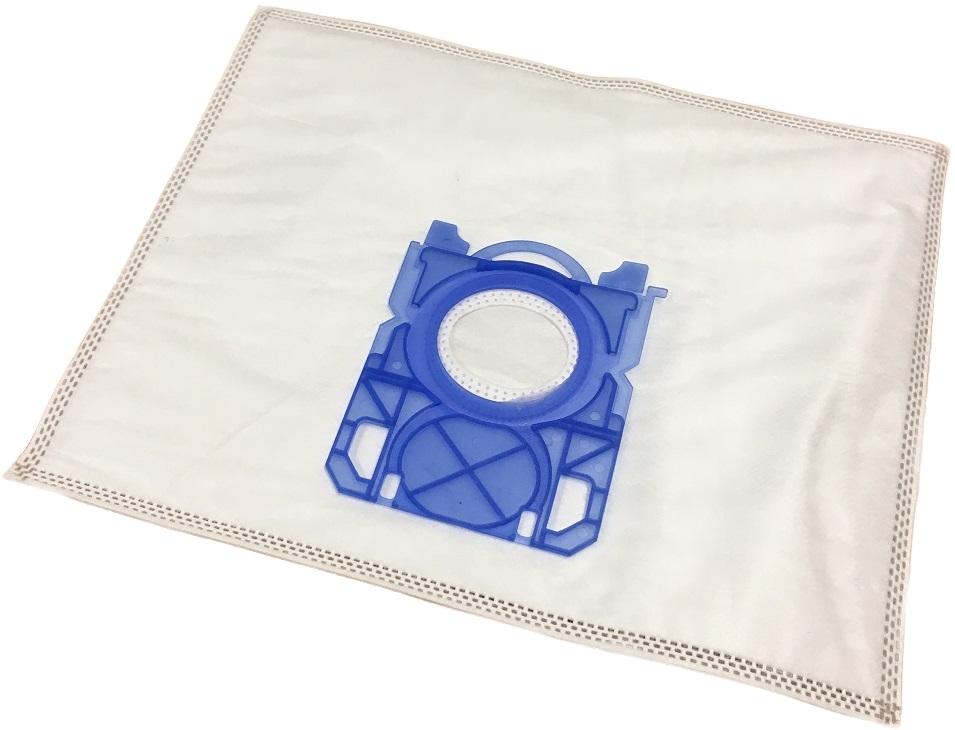 KOMA sáčky Electrolux Multi Bag (S-Bag) s plastovým čelem, textilní, 5ks + mikrofiltr
