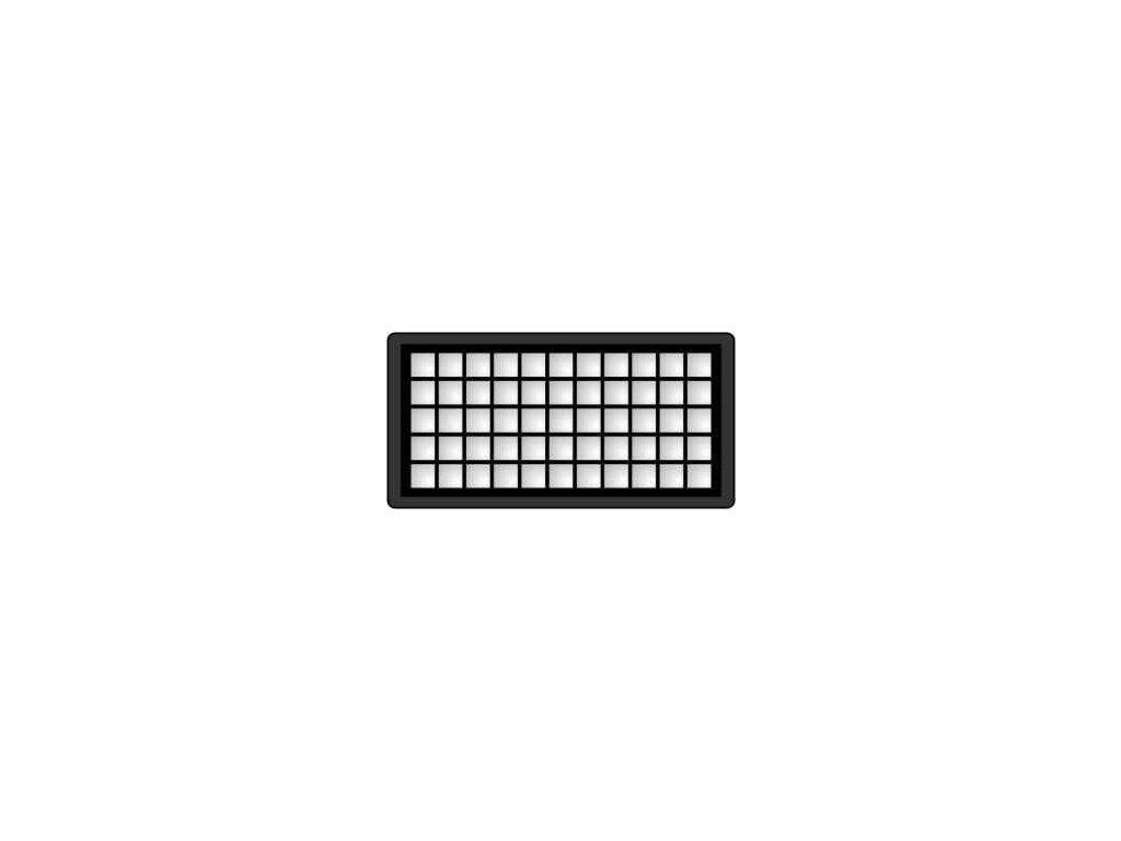 336 hfze2 hepa filtr do vysavace zelmer meteor