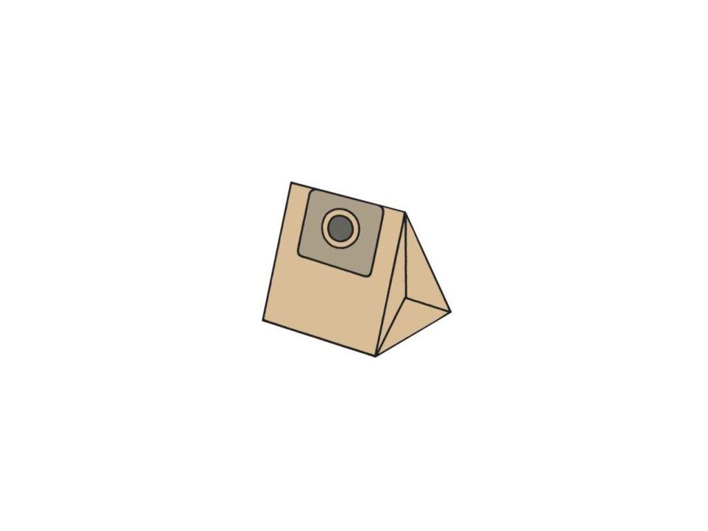 187 sacky do vysavace domo do 7257 papirove