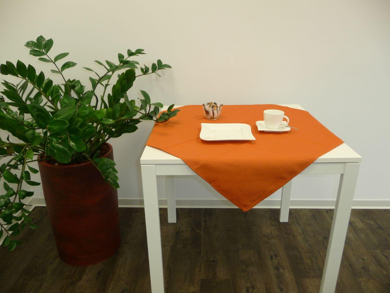 Levně Komashop Ubrus GABRIELA Farba: Oranžová,, Rozmer: 140 x 40 cm,