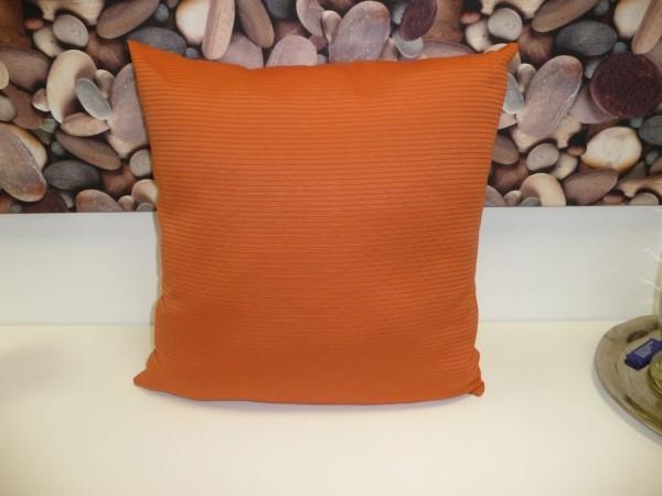 Levně Komashop Povlak na polštář GABRIELA Farba: oranžová, Rozmery: 48 x 48 cm