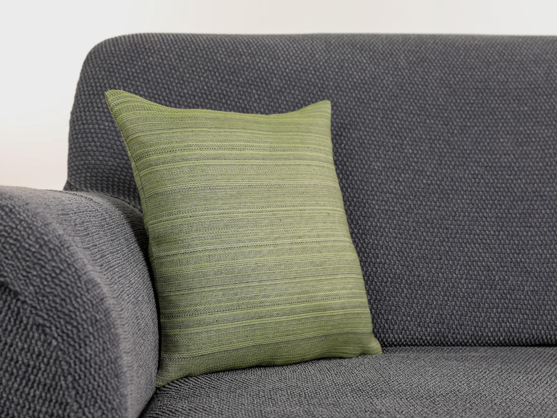 Levně Komashop Povlak na polštář RITA Barva: Zelená, Rozmer: 48 x 48 cm