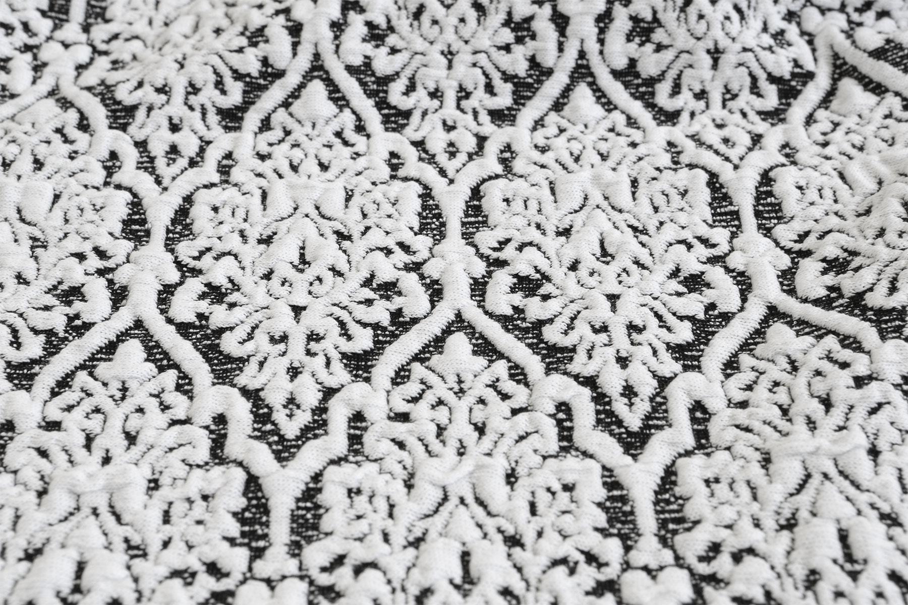 Levně Komashop Potah na židli WIENA Barva: Bílá