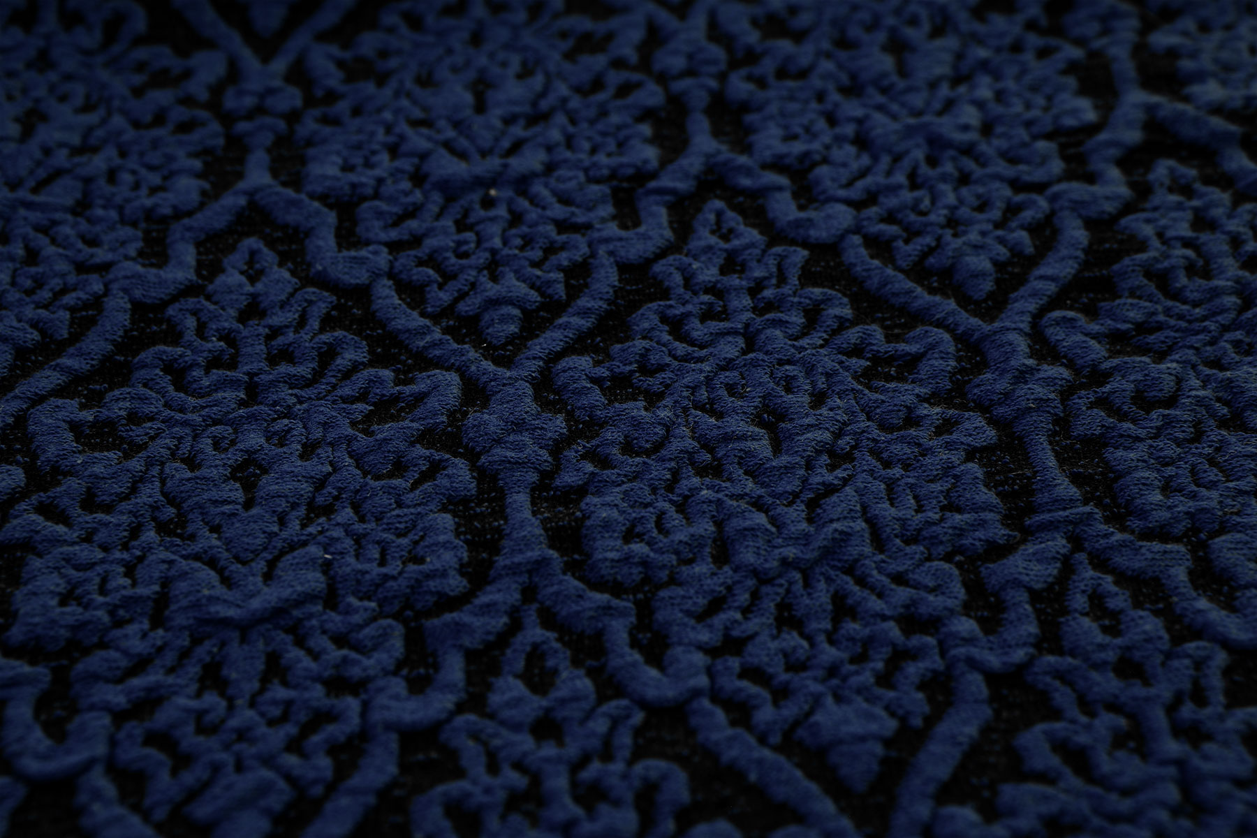 Levně Komashop Potah na židli WIENA Barva: Modrá