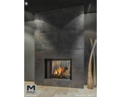 Plynové krby M-Design