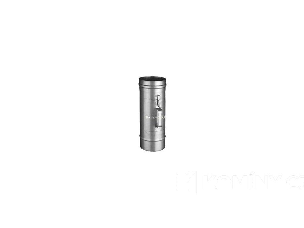 Čistící prvek nerez 210x140 0,6-120mm