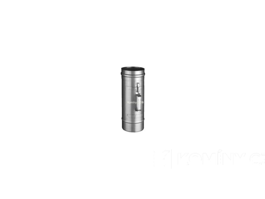 Čistící prvek nerez 210x140 0,6-160mm