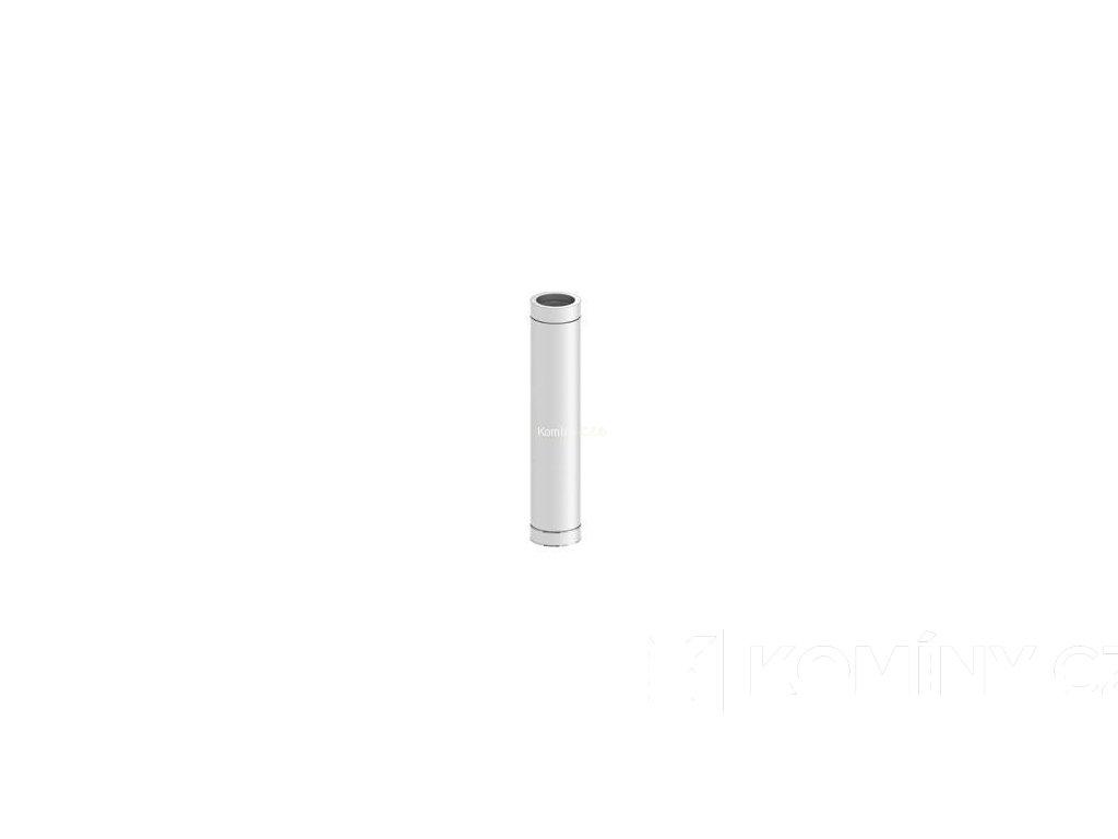 Komínové nerez prodloužení 180-500mm 0,5-25mm