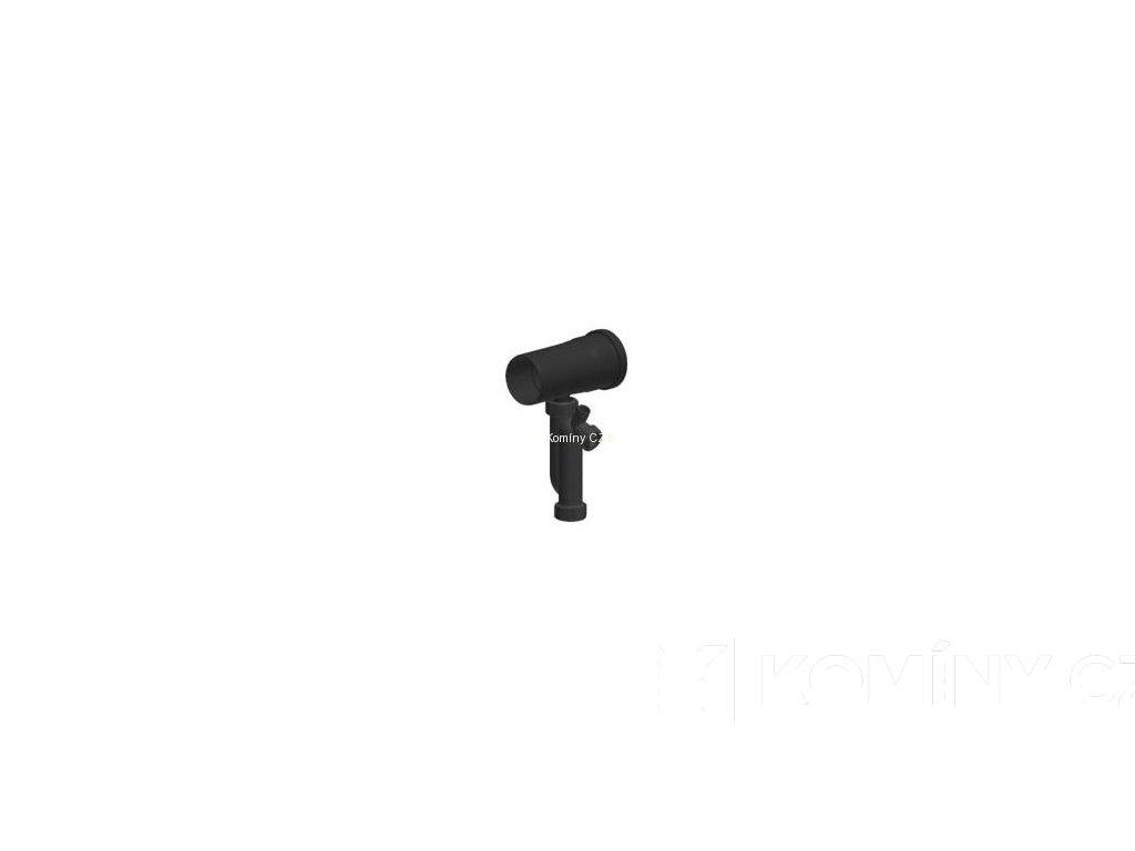 Lapač kondenzátu PP pro kondenzační kotle s dovodem a hrdlem 80mm