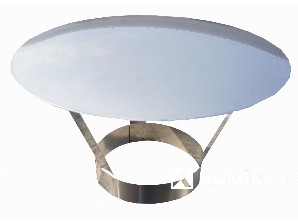 Komínová stříška průduchu Vario pro otvor 110mm