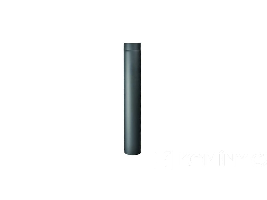 Kouřovod-trubka ke kamnům 130/1000/1,5
