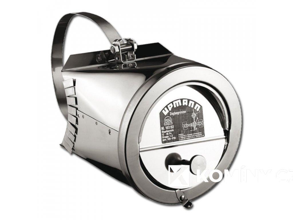 Regulátor komínového tahu 110-200mm s páskou