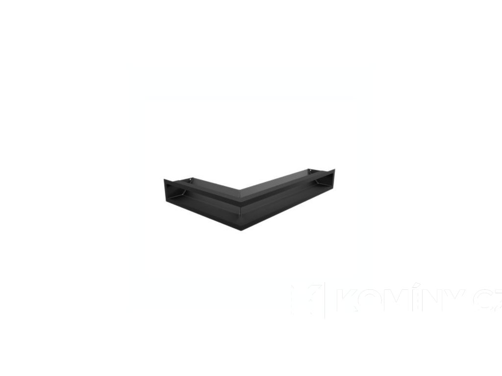 LUFT ROHOVÁ pravá černá 40X60X9