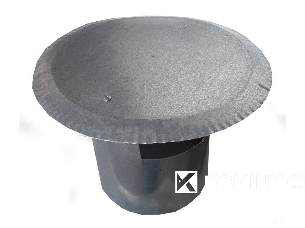 komínová stříška FeZN 132mm