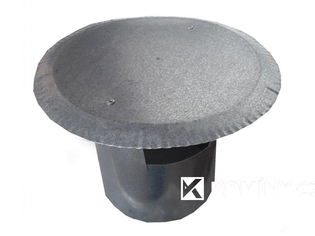 komínová stříška FeZN 180mm