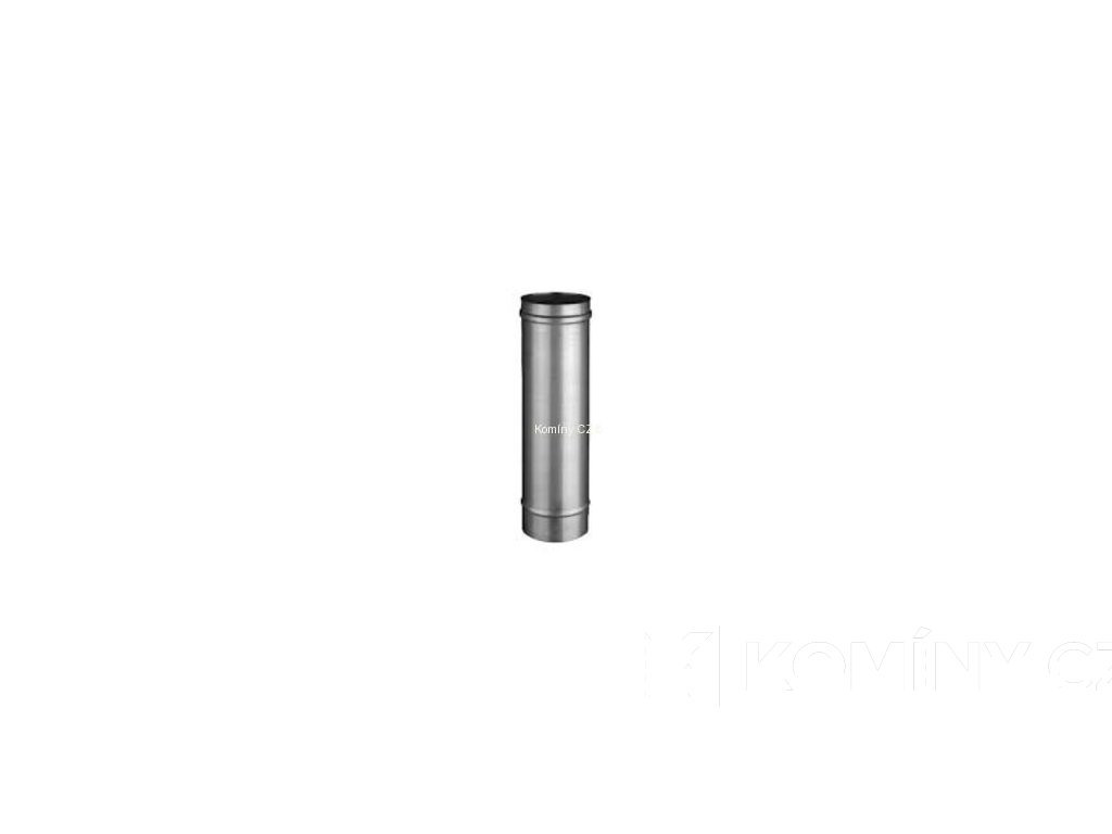 Komínová vložka nerez 1000mm 0,6-120mm