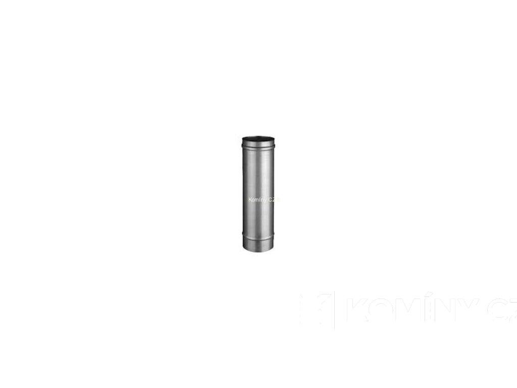 Komínová vložka nerez 1000mm 0,6-130mm